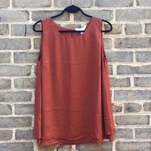 Addition Elle, NWT Cami, Double Layer Swing, X, 12